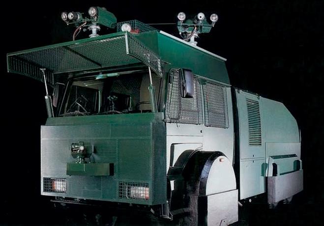 Rosenbauer RWD 10000 (Австрия)