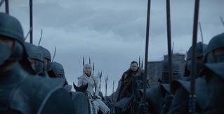 Новый трейлер «Игры престолов»! Еще горячий, только из пасти дракона