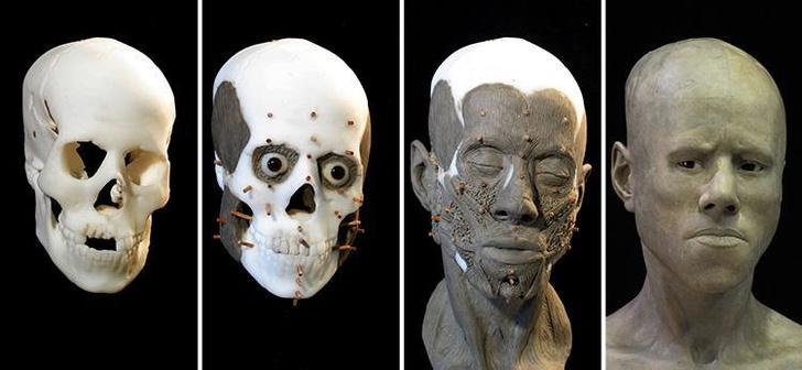 Фото №1 - Ученые восстановили внешность девушки-подростка, жившей 9 тысяч лет назад!