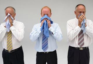 Все, что мужчине нужно знать про ОРВИ и грипп