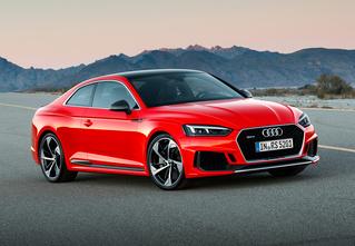 Отвечаем на главные вопросы об Audi RS 5 Coupe