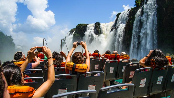 Фото №2 - Идеи для отпуска: Игуасу, Аргентина и Бразилия