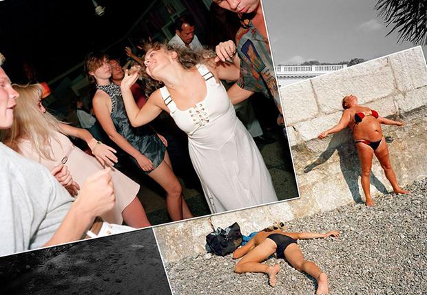 Фото №1 - Ялта наша! Гулящий Крым 90-х в объективе английского фотографа
