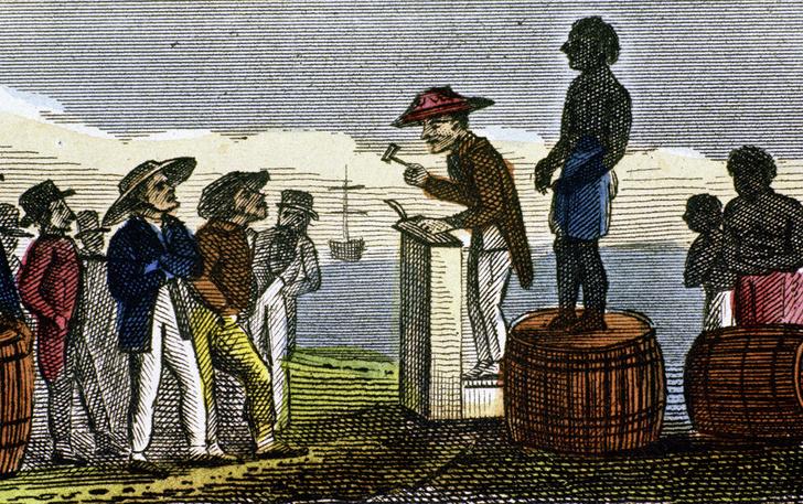 Фото №2 - Скромное обаяние рабства: Почему жизнь вцепях раньше казалась такой простой иприятной
