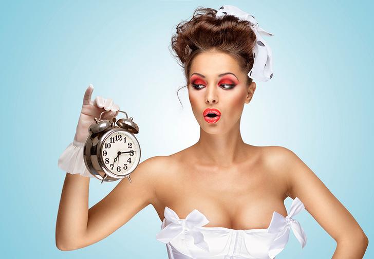 Фото №1 - Сколько минут секса необходимо женщине для счастья