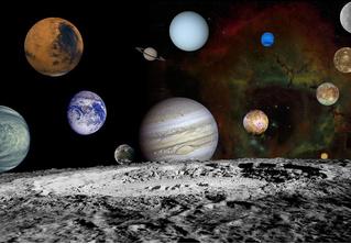 Ученый NASA в гифках рассказывает про Солнечную систему и скорость света