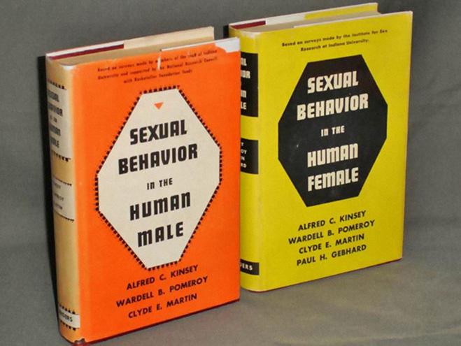 А. Кинси, «Половое поведение самца человека»