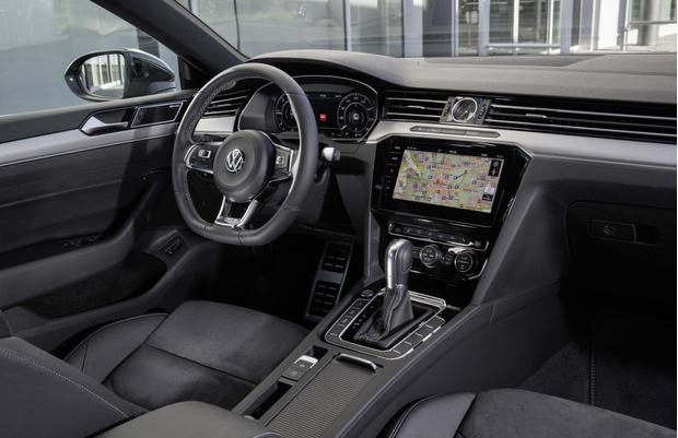 Фото №5 - Arteon — новый большой Volkswagen