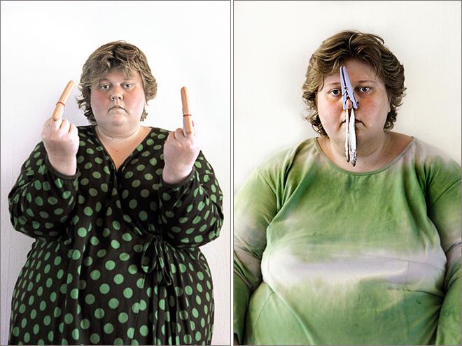 Фото №9 - Эта художница делает самые странные фотографии в мире!