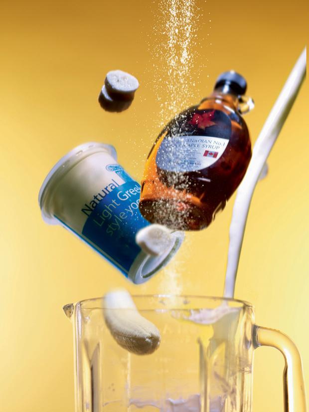 Фото №2 - 3 вкусных коктейля из протеиновых смесей
