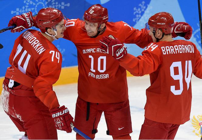 Пять причин, почему российские хоккеисты всухую обыграли американцев
