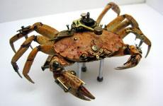 Стимпанк-насекомые Майка Либби