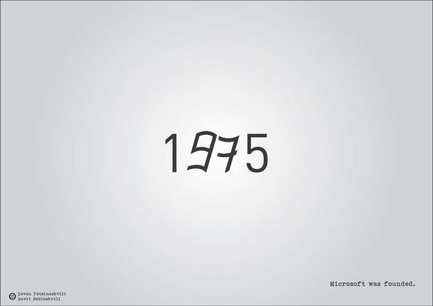 Фото №4 - Исторические даты в минималистичных иллюстрациях