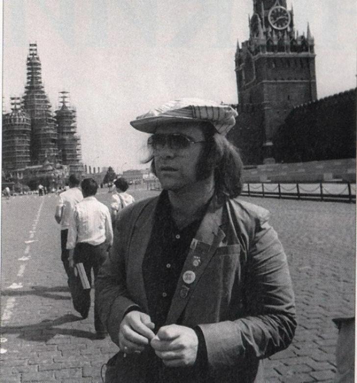 Фото №2 - Семь иностранных музыкантов, которые прорвались в СССР