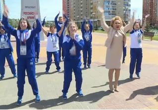 Оторопь года: глава Совфеда Валентина Матвиенко зажигательно танцует под хит Бузовой «Мало половин»! (ВИДЕО)