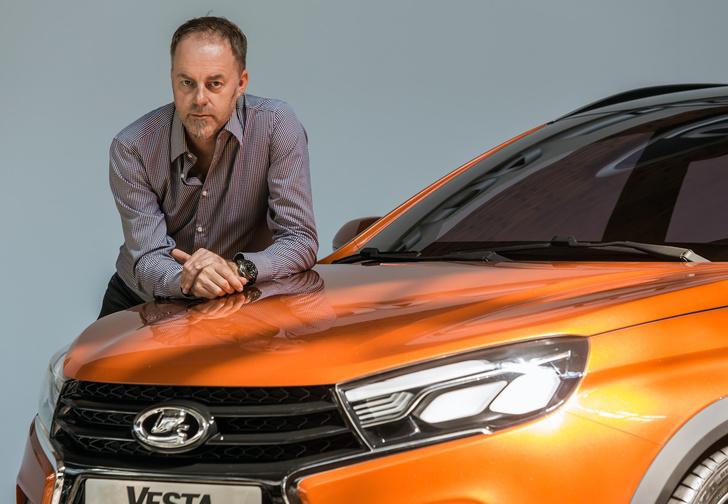 Фото №1 - Главный дизайнер Lada Стив Маттин отвечает на вопросы MAXIM!