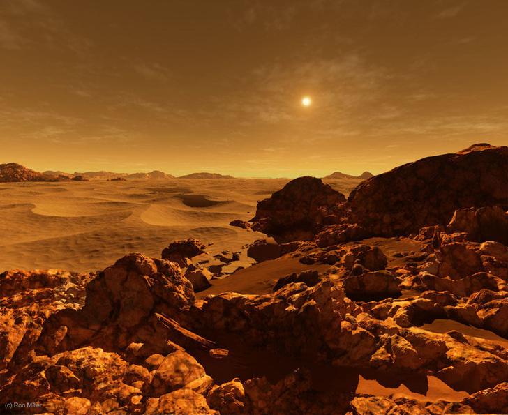 Фото №5 - Как выглядит Солнце с каждой из планет Солнечной системы (галерея)