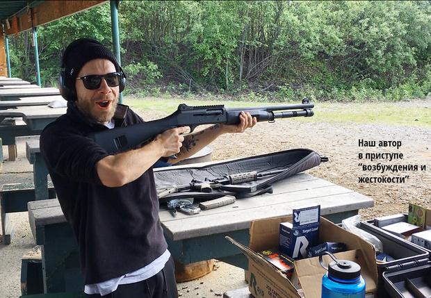 Фото №9 - В аду нужны хорошие стрелки (гонзо-репортаж из Аляски)