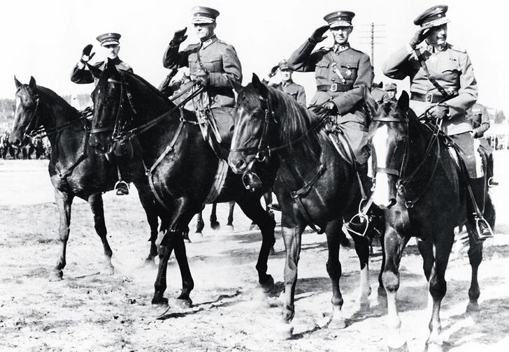Финский маршал Маннергейм. 1939 год