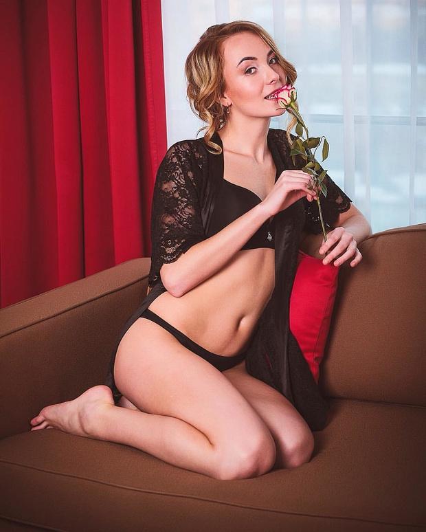 Екатерина Неустроева