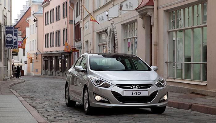 Фото №1 - Тест-драйв: Hyundai i40