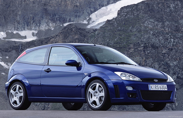 Ford Focus RS 202-го года