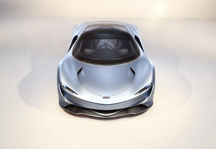 Фото №5 - McLaren Speedtail: Не доставайся же ты никому!