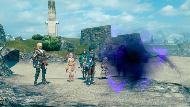 Фото №17 - Чем американские и европейские фэнтези-RPG отличаются от японской Star Ocean: Integrity and Faithlessness