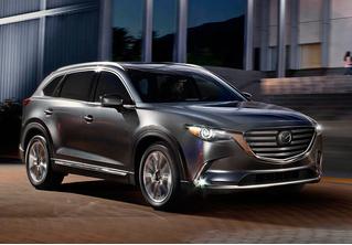 Гигант Mazda CX-9 едет в Россию: цена уже объявлена
