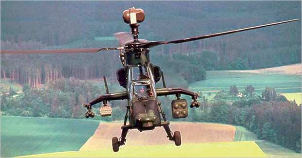 Eurocopter PAH-2 (HAP) Tiger