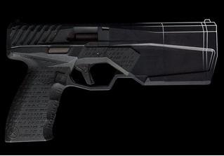 Реклама пистолета со встроенным глушителем в стиле кровавого шутера! (Видео)
