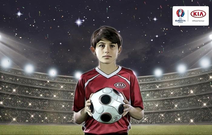 Фото №1 - KIA разыскивает младшего арбитра на EURO 2016