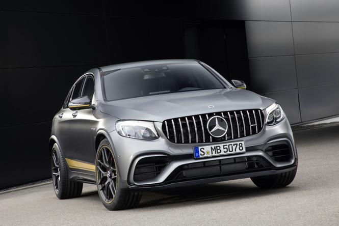 Mercedes-AMG представила самые быстрые кроссоверы в мире