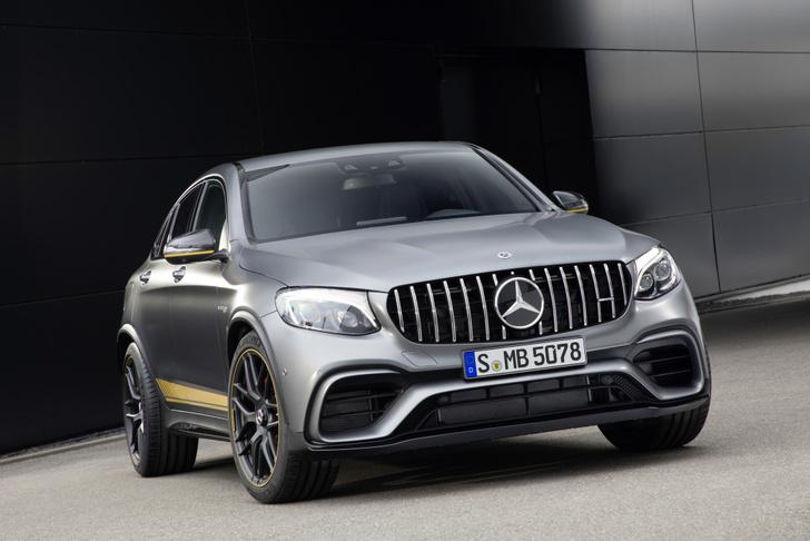 Фото №8 - Mercedes-AMG представила самые быстрые кроссоверы в мире