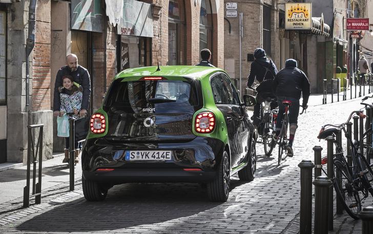 Фото №12 - Как Smart Electric Drive попал в вишлист автомобильного редактора MAXIM?