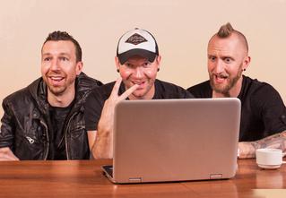 Видеосалон № 60! Русские клипы глазами канадских рокеров Thousand Foot Krutch