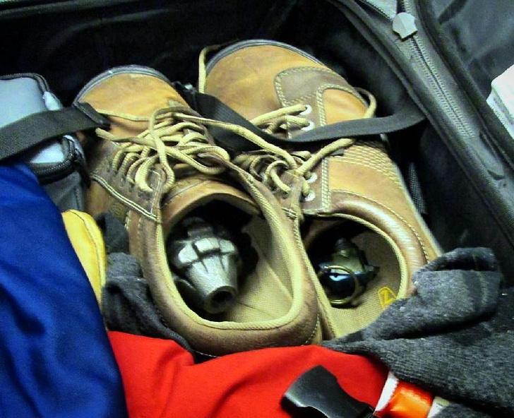Фото №6 - Самые странные вещи, конфискованные у путешественников в США (фотоподборка)
