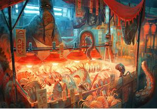 Художник недели: безумный, безумный, безумный мир Николая Локертсена