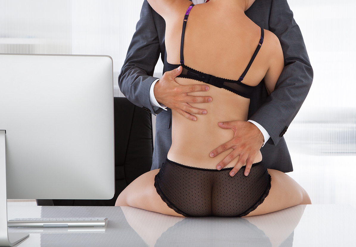 Pictures of people haveing sex in there office #3