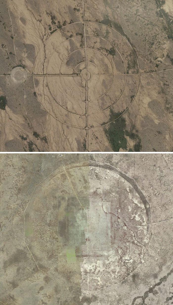Фото №5 - 20 необычных мест, найденных на Google Earth