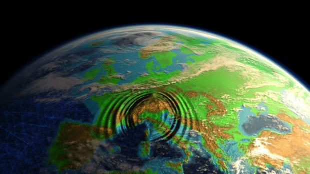 Фото №1 - По планете прокатилось странное землетрясение, источник которого так и не был установлен