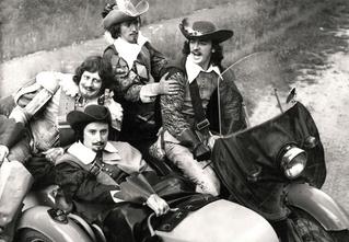 Пора-пора-порадовались: реальная история создания самого культового советского фильма «Д'Артаньян и три мушкетера»