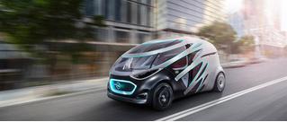 Mercedes-Benz придумал машину со сменными кузовами