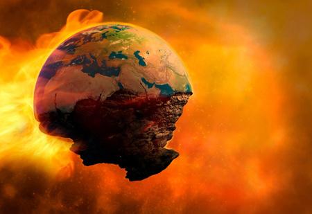 Трепещи! 23 апреля настанет очередной конец света! Свежее предсказание бывалого конспиролога!