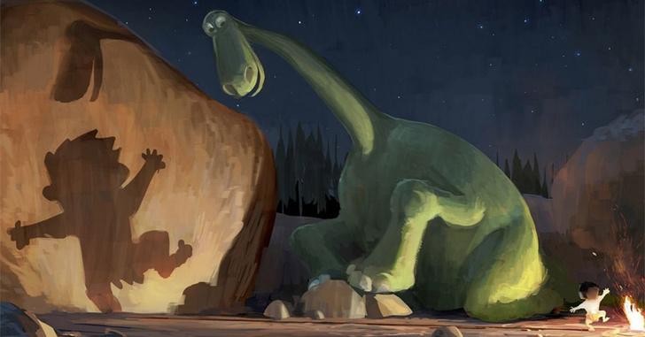 Фото №1 - Хороший динозавр — не мертвый динозавр
