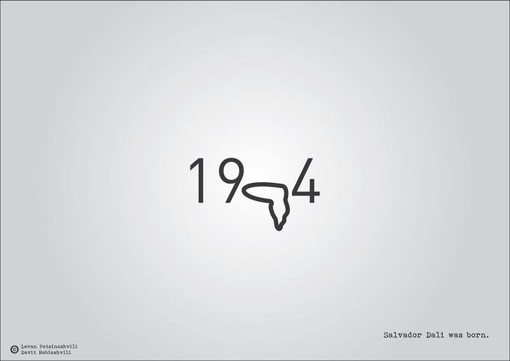 Фото №9 - Исторические даты в минималистичных иллюстрациях