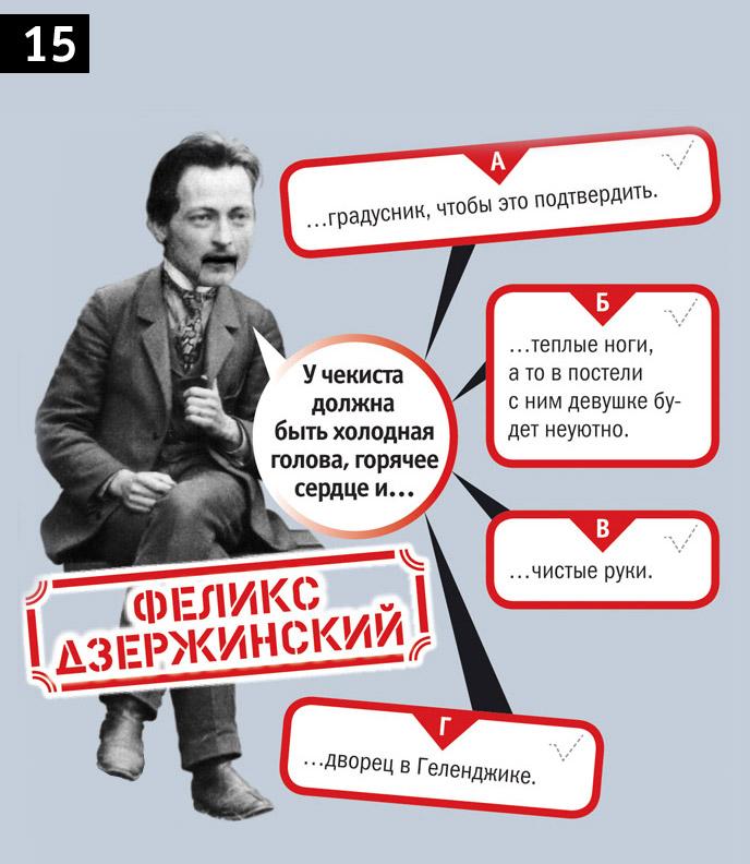 Фото №16 - Тест. Так ли хорошо ты знаешь афоризмы великих людей, как их знали великие люди?