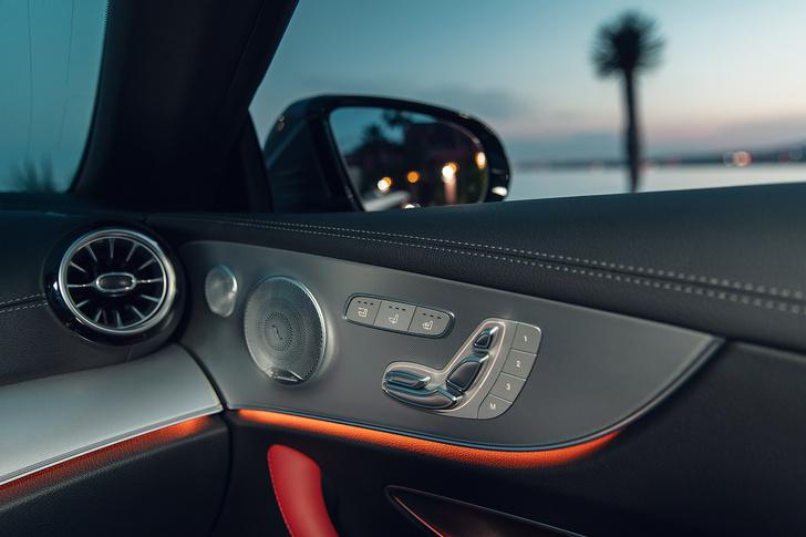 Фото №9 - Кабриолет Mercedes Е-Класса может вызвать неконтролируемые приступы счастья…