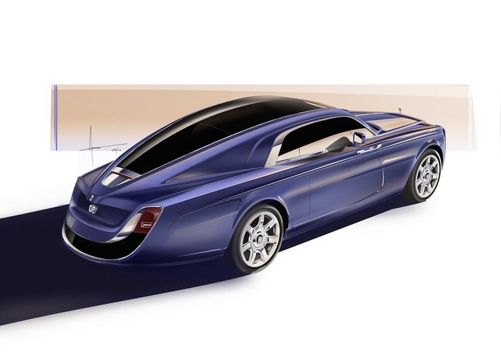 Фото №8 - Самый дорогой в мире Rolls-Royce построили для таинственного коллекционера