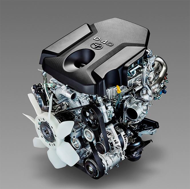 Ключевые  конкурентные  преимущества  нового  турбодизеля  серии GD  от «Тойоты»— надежность  и долговечность
